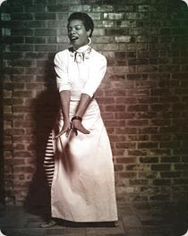 Maya Angelou, graceful and beautiful