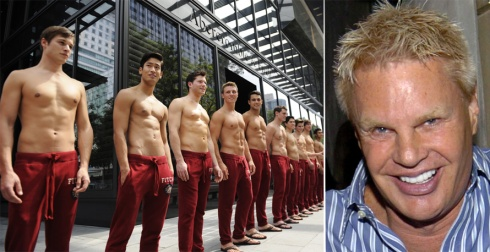 Mike Jeffries, CEO of Abercrombie & Fitch, does not want fat chicks wearing his brand.