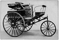 The Motorwagen No. 3.