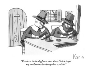 zachary-kanin-i-ve-been-in-the-doghouse-ever-since-i-tried-to-get-my-mother-in-law-hang-new-yorker-cartoon