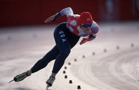 Olympic powerhouse speed skater Bonnie Blair turns 50 today!