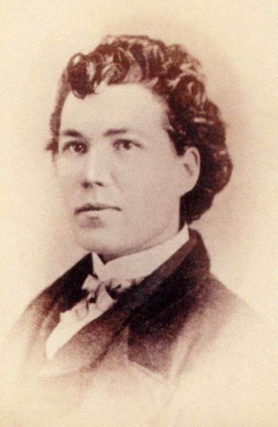 Sarah Edmonds went by the name of Frank Thompson and served, disguised as a man, as a male nurse and spy for the Union Army.