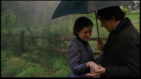 Winona Ryder and Gabriel Byrne portray Jo March and her beloved Professor Friedrich Bhaer in the 1994 movie 'Little Women.'