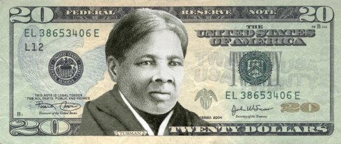 The grassroots organization has already voted abolitionist Harriet Tubman as the new face of the $20. I could stand losing to this great lady, but to NO ONE ELSE! Vote LMA